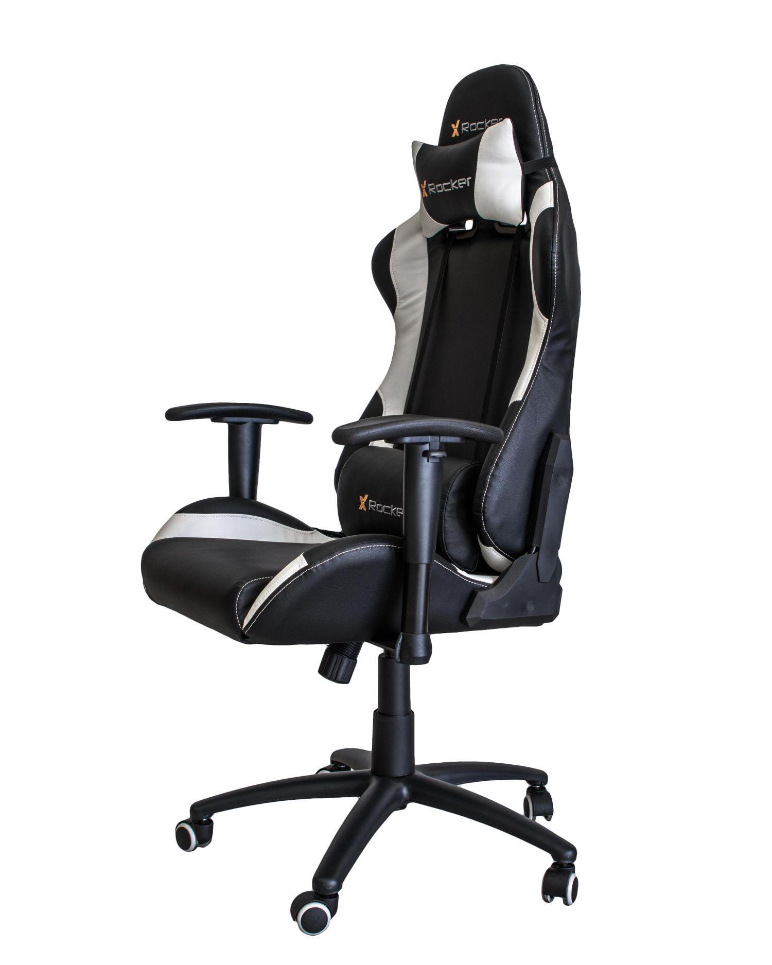 X Rocker Gaming Chair Black 38