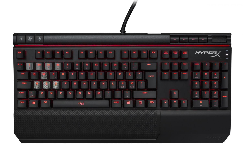 HyperX Alloy Elite Keyboard Australian Review  Kotaku