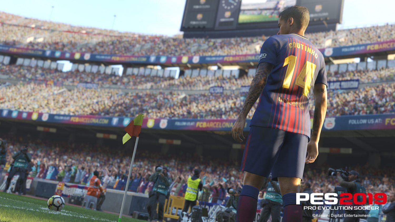 Pro Evolution Soccer 2019 | Nordic Game Supply