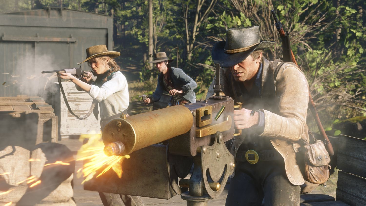 ultimate edition rdr2 bank robbery