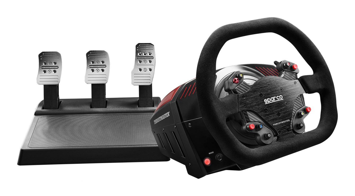 Thrustmaster Ts Xw Racer Sparco P310 Competition Mod Racing Wheel Home Gt Switches Progressive Toggle Switch Officially Licensed For Both Xbox One And Windows Pc